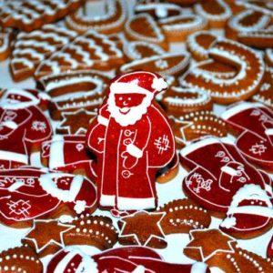 Medovniky na Vianoce