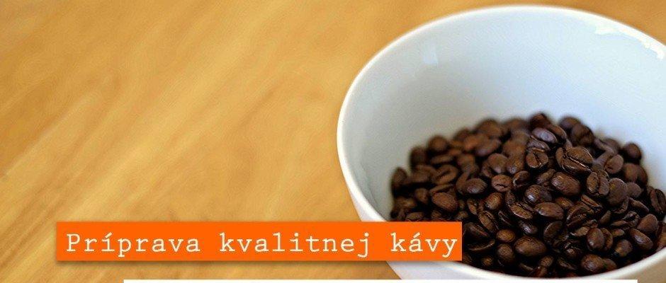 doma a účinky kávy na zdravie | FoodFest.sk