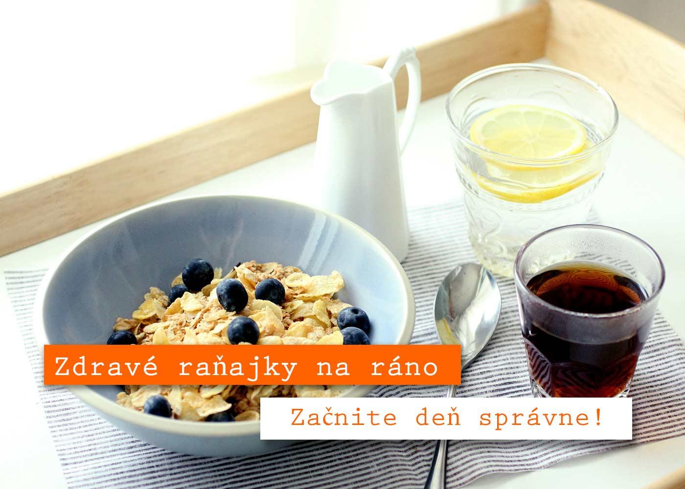 Zdravé-raňajky-na-ráno Recepty na špeciality kuchyne, najlepšie na jedálny lístok