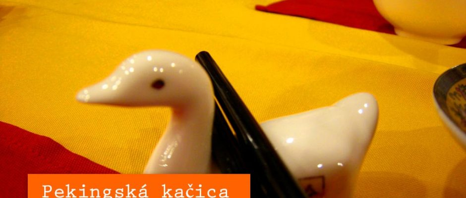 Pekingská kačica