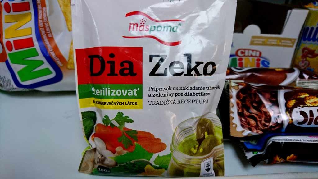 dia-zeko RECEPT na zavárané uhorky od babičky - postup v 10 krokoch