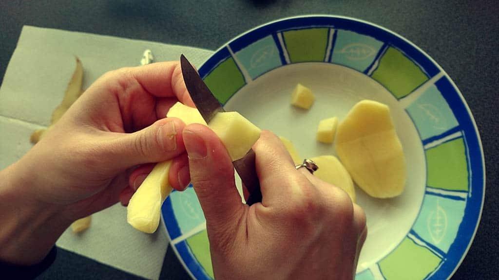 Ako uvariť zemiaky?