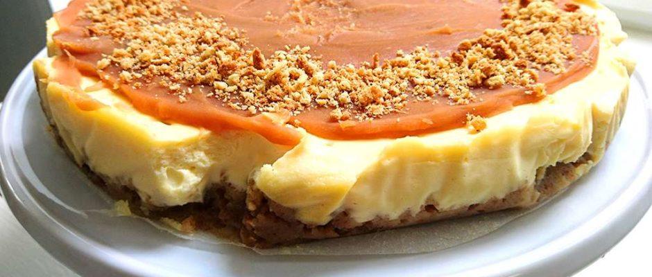 Cheesecake s mascarpone