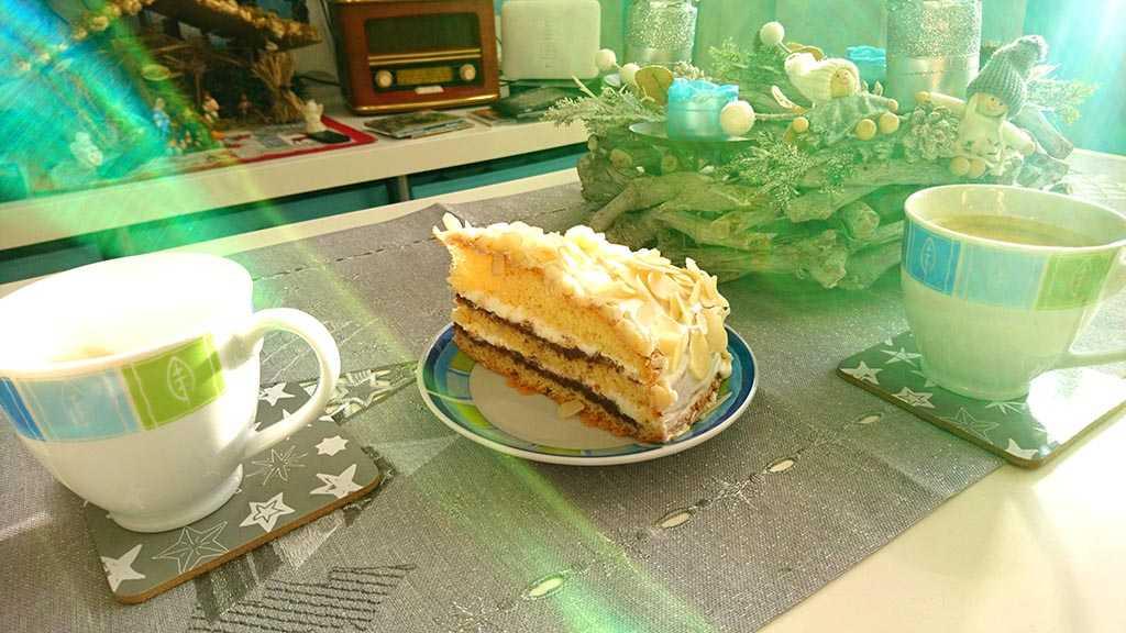 Karamelová torta - recept