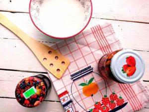 Ako zavárať jahody