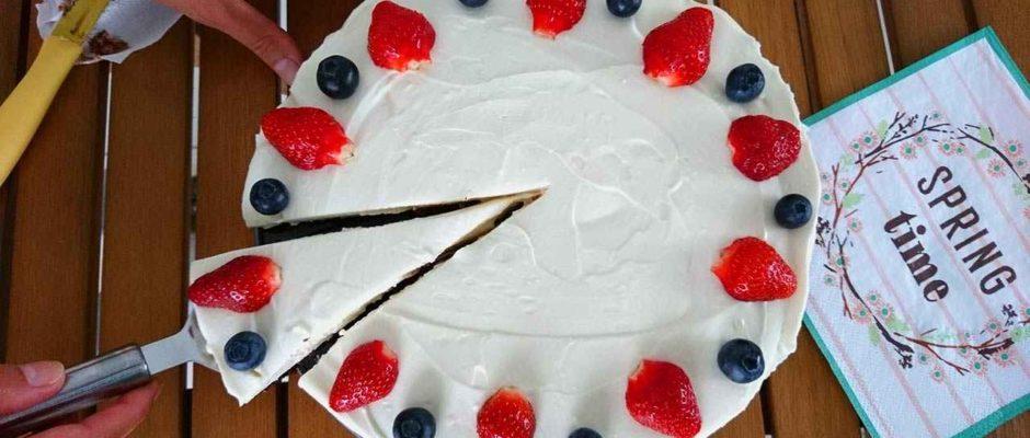 Čokoládová torta pre deti