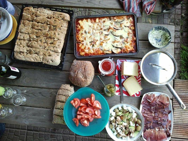 Náš kolektív a recepty na FoodFest.sk