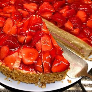 Jahodová torta | FoodFest.sk