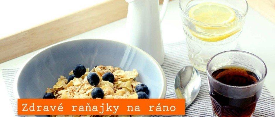 Zdravé raňajky