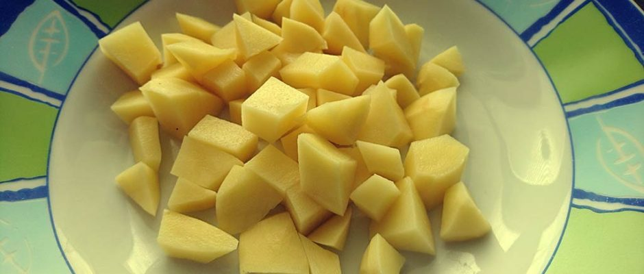 Varené zemiaky