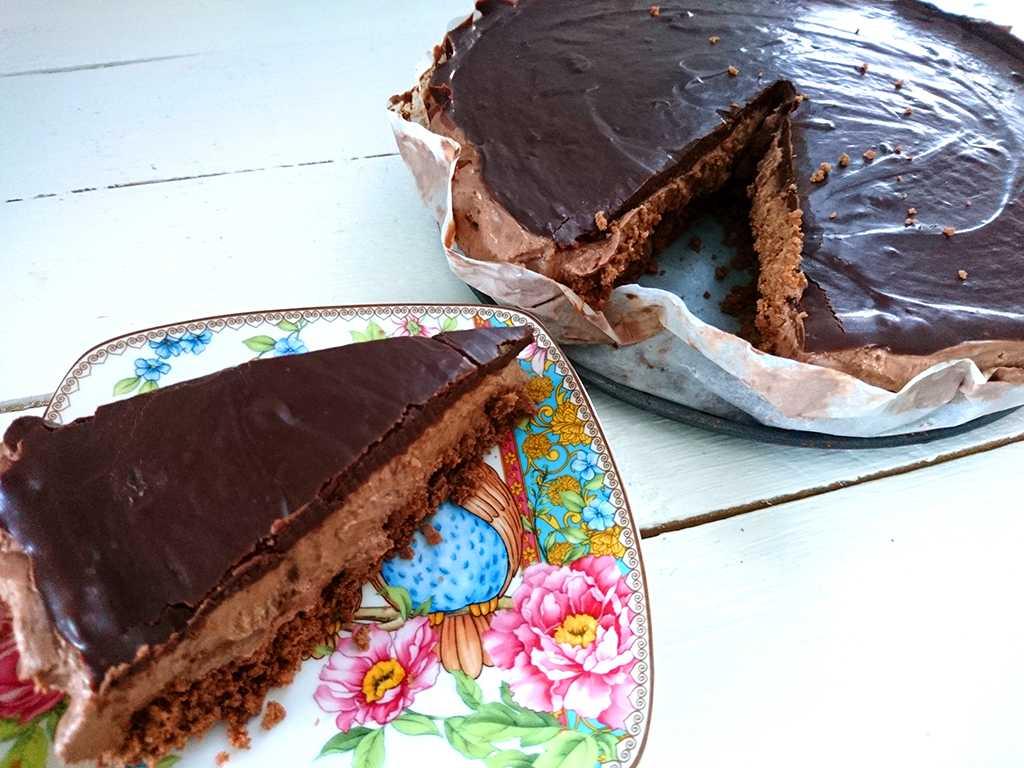 Nepečeny cheesecake